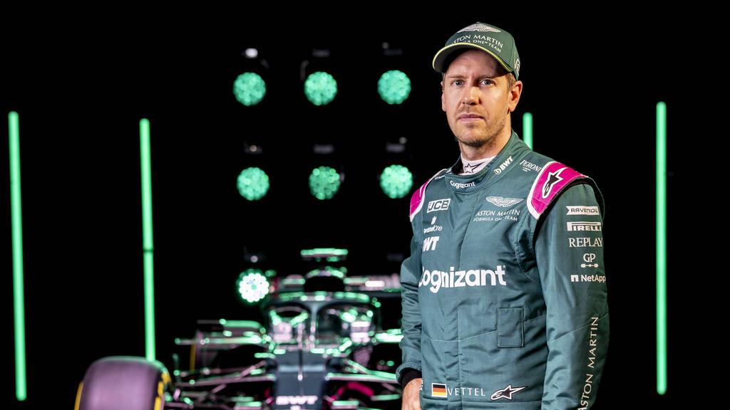 Sebastian Vettel glaubt, dass er noch einen WM-Titel einfahren kann