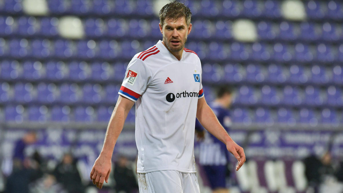 Terodde will den HSV wieder in die Bundesliga schießen