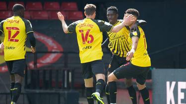 Der FC Watford feierte gegen Millwall einen wichtigen Heimsieg