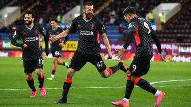 Der FC Liverpool ist auf Platz vier geklettert