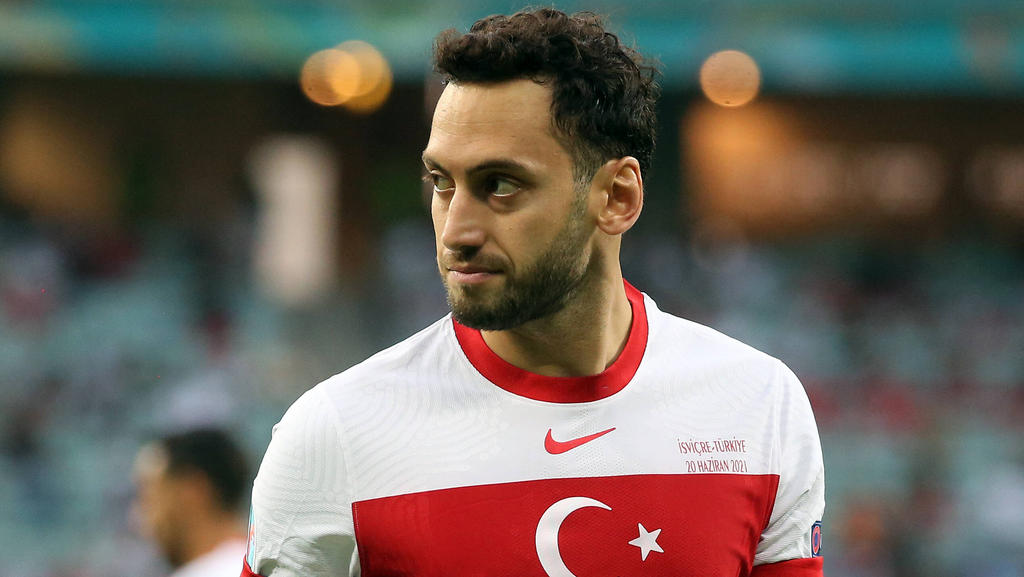 Hakan Calhanoglu spielt künftig für Inter Mailand