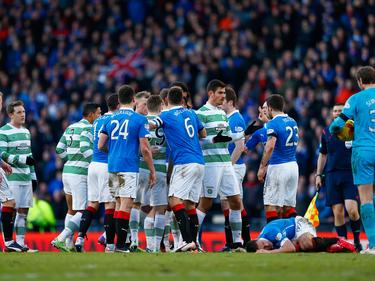 Celtic kann die Rangers in der Ewigen Tabelle ablösen