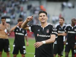 Mario Gómez will Beşiktaş zum ersten Meistertiitel nach sieben Jahren schießen