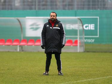 Muhammet Akagündüz ist der neue Trainer von Rapid II