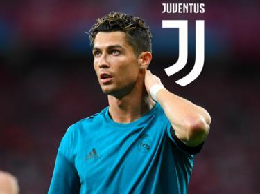 Cristinao Ronaldo steht vor seinem Debüt beiJuventus Turin