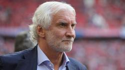 Rudi Völler stärkt Heiko Herrlich erneut den Rücken