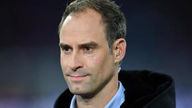 Oliver Mintzlaff ist seit 2014 bei RB Leipzig
