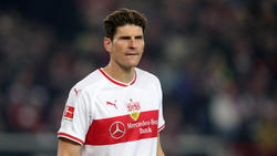 Mario Gomez kehrte im Januar zum VfB Stuttgart zurück
