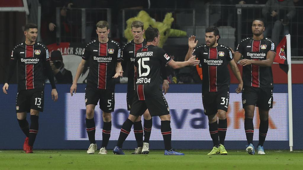 Bayer Leverkusen ist abermals in der Europa League gefordert