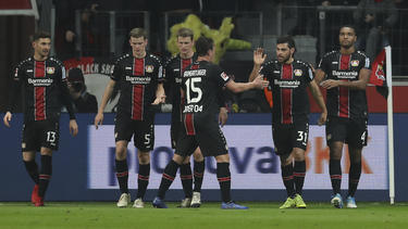 Bayer Leverkusen ist abermals in der Europa League gefordert