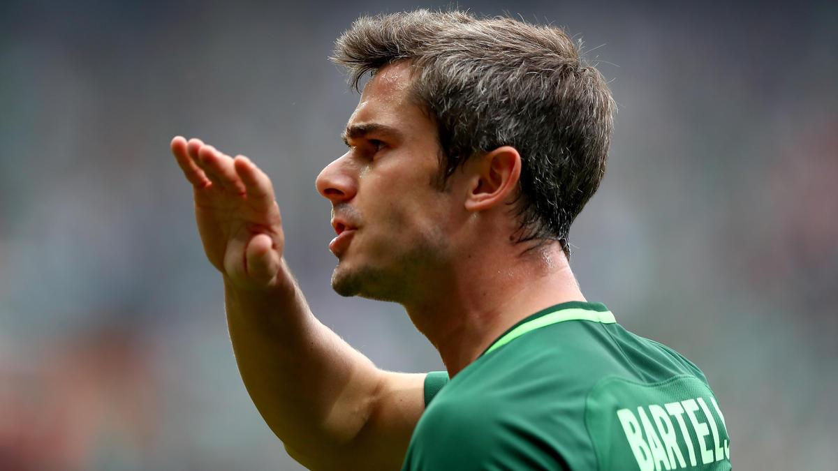 Fin Bartels kann schon bald wieder für Werder Bremen auflaufen