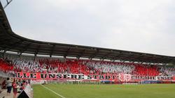Der Hallesche FC ist derzeit Vierter der dritten Liga