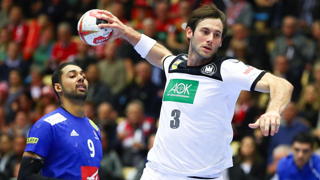 Uwe Gensheimer steht vor einem Wechsel in die HBL zu den Rhein-Neckar Löwen
