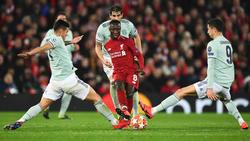 FC Bayern holt 0:0 beim FC Liverpool