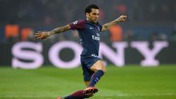Dani Alves erzielte den Führungstreffer für PSG