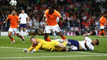 Die Niederlande setzten sich in der Nations League gegen England durch