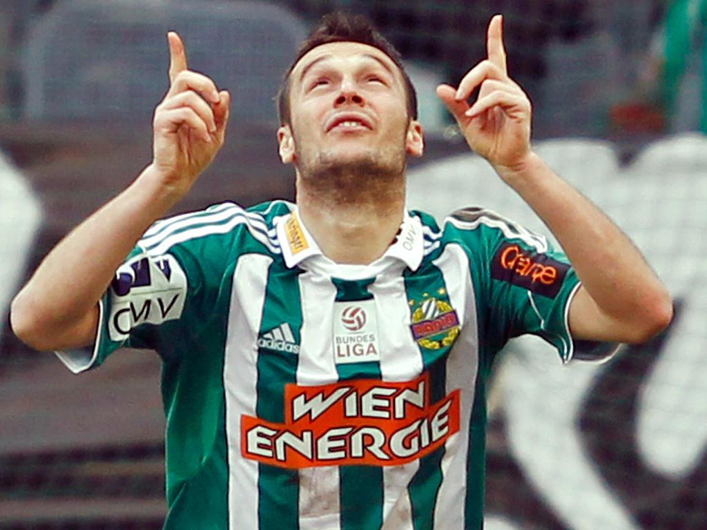 Hamdi Salihi steht für garantierte Treffer