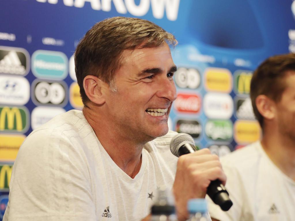 Stefan Kuntz hat seinen Vertrag beim DFB vorzeitig verlängert