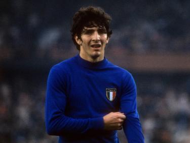 Paolo Rossi será recordado por la afición italiana.