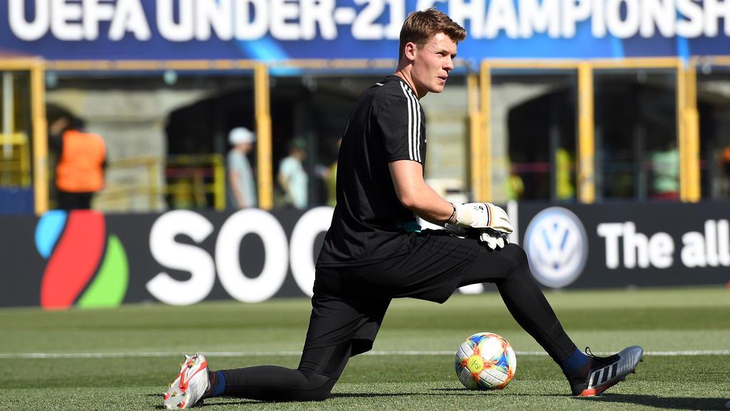Alexander Nübel wird seit längerem beim FC Bayern gehandelt