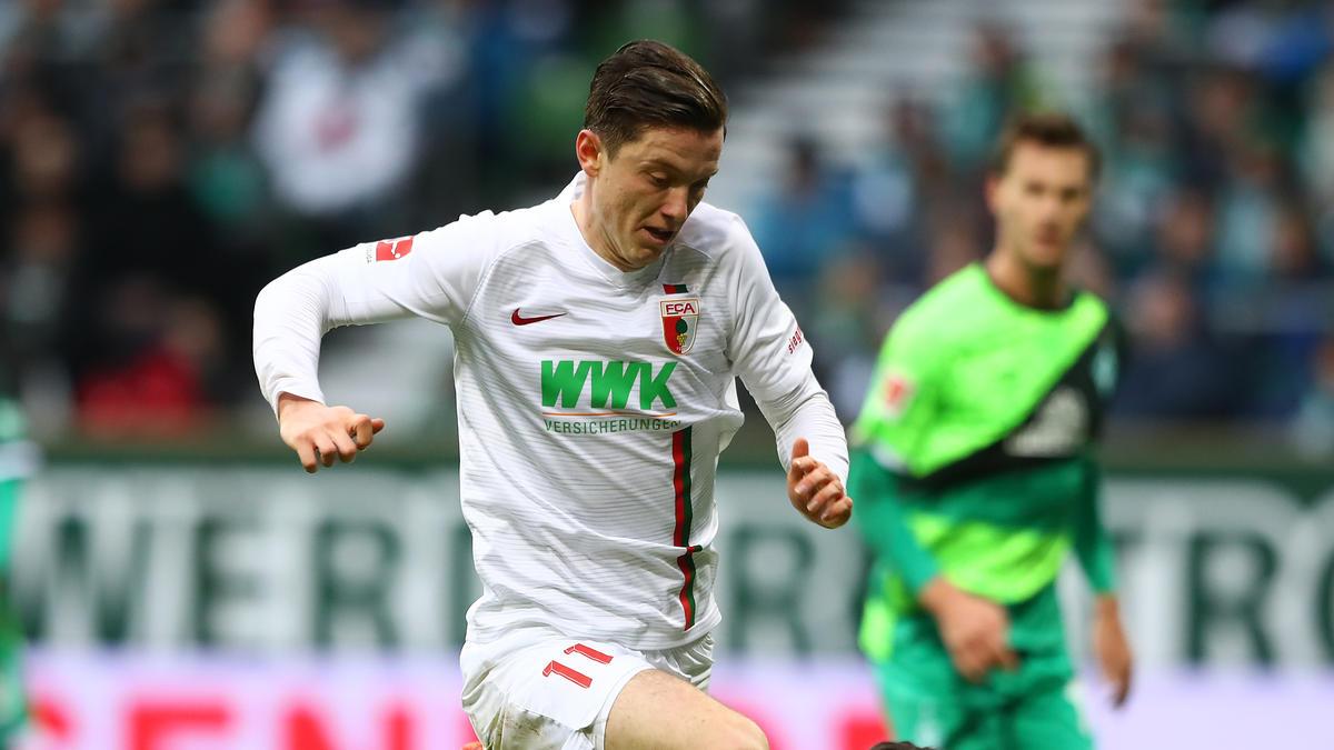 Michael Gregoritsch steht vor einem Wechsel zum SV Werder Bremen