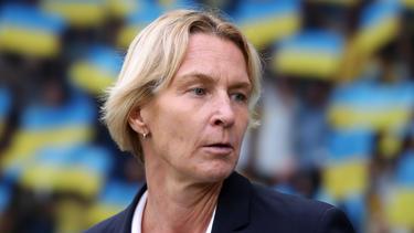 Voss-Tecklenburg sah trotz des Kantersieges Verbesserungsbedarf