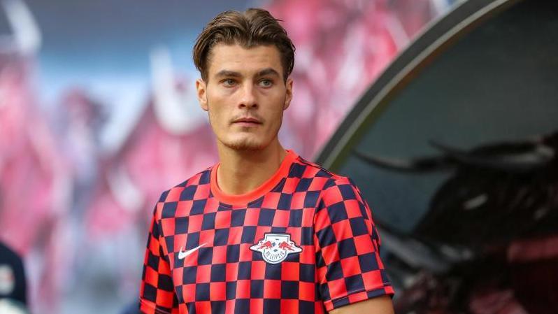 Fällt verletzt für RB Leipzig aus: Patrik Schick. Foto: Jan Woitas/zb/dpa