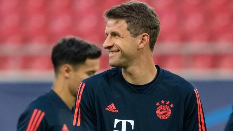 Steht in Piräus in der Bayern-Startelf: Thomas Müller