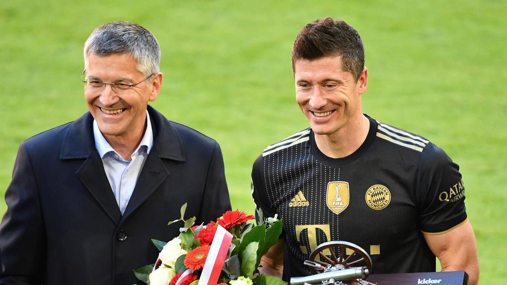 Bleibt Robert Lewandowski beim FC Bayern?
