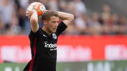 Erik Durm fehlt Eintracht Frankfurt in der Europa League