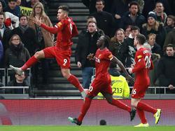 Liverpool marschiert weiter dem Meistertitel entgegen