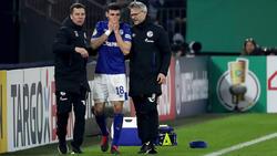 Daniel Caligiuri fehlt dem FC Schalke 04 wohl zwei Monate