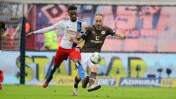 Der Hamburger SV hat eine bittere Pleite kassiert