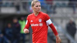 Verlässt den FC Bayern: Melanie Leupolz