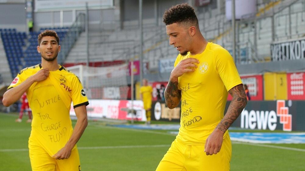 Keine Verfahren gegen die BVB-Stars Achraf Hakimi und Jadon Sancho