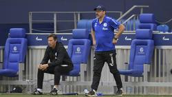 Für David Wagner wird die Luft beim FC Schalke 04 dünner