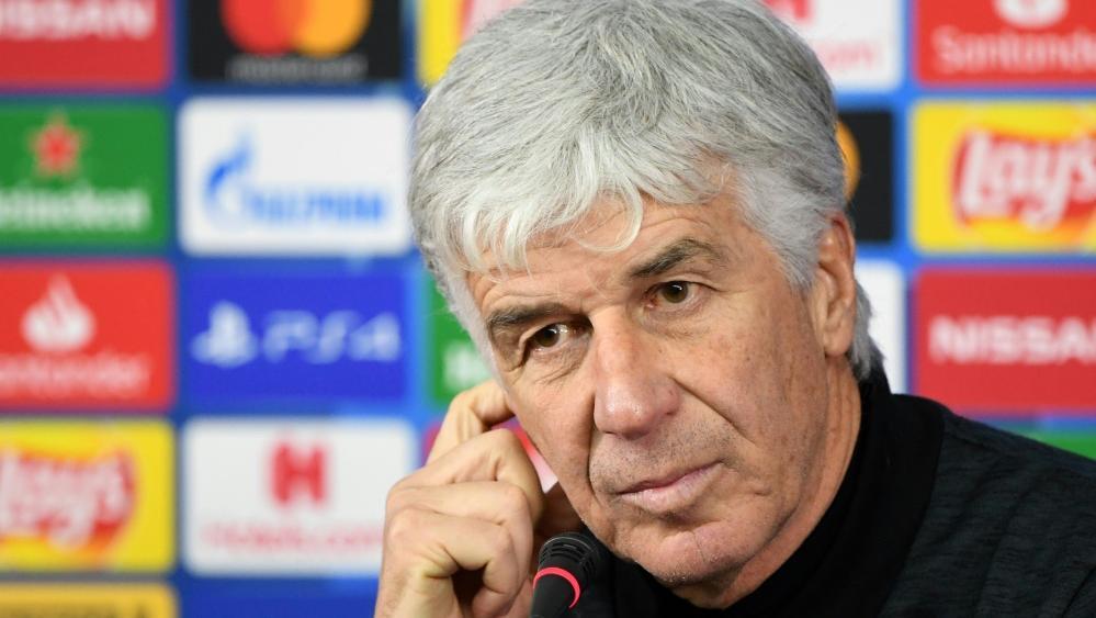 Gian Piero Gasperini wird heftig kritisiert