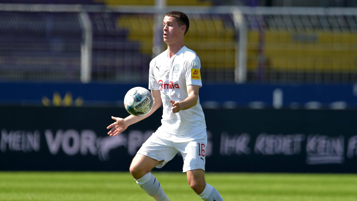 Philipp Sander wechselt zum SC Verl