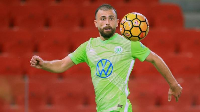 Admir Mehmedi und der VfL Wolfsburg müssen sich steigern