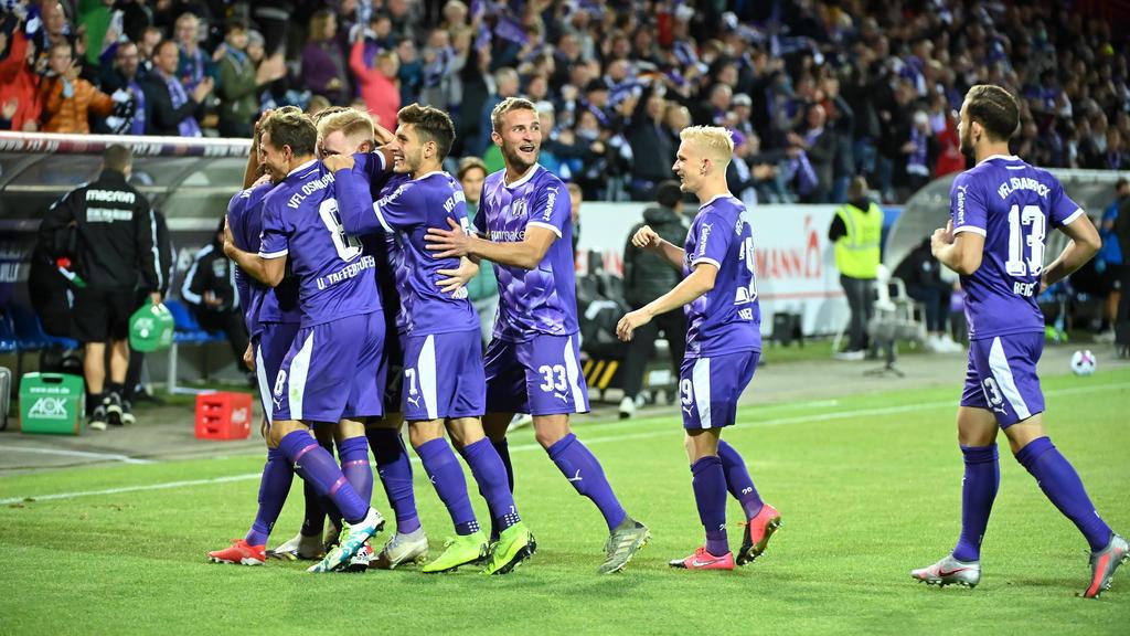 Der VfL Osnabrück überzeugte gegen Hannover