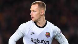 Steht vor der Rückkehr in das Tor beim FC Barcelona: Marc-André ter Stegen