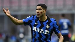 Ex-BVB-Spieler Achraf Hakimi steht bei Inter Mailand unter Druck