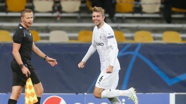 Im Fokus: Christoph Kramer von Borussia Mönchengladbach