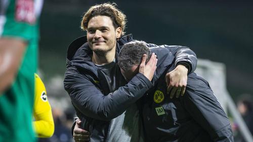 Edin Terzic ist Nachfolger von Lucien Favre beim BVB