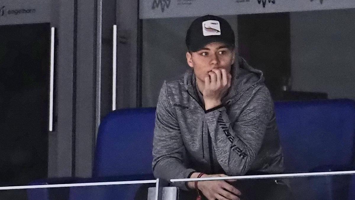 Tim Stützle steht vor seinem Debüt in der NHL