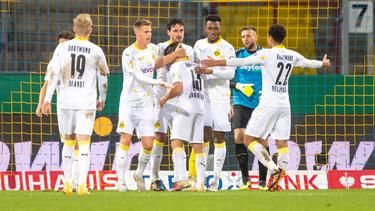 Borussia Dortmund will den DFB-Pokal gewinnen