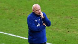 Christian Gross soll seine Spieler beim FC Schalke 04 verwechseln