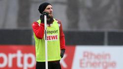 Dominick Drexler wird vom 1. FC Köln bestraft