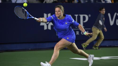 Kim Clijsters gewann die Miami Open bereits 2005 und 2010