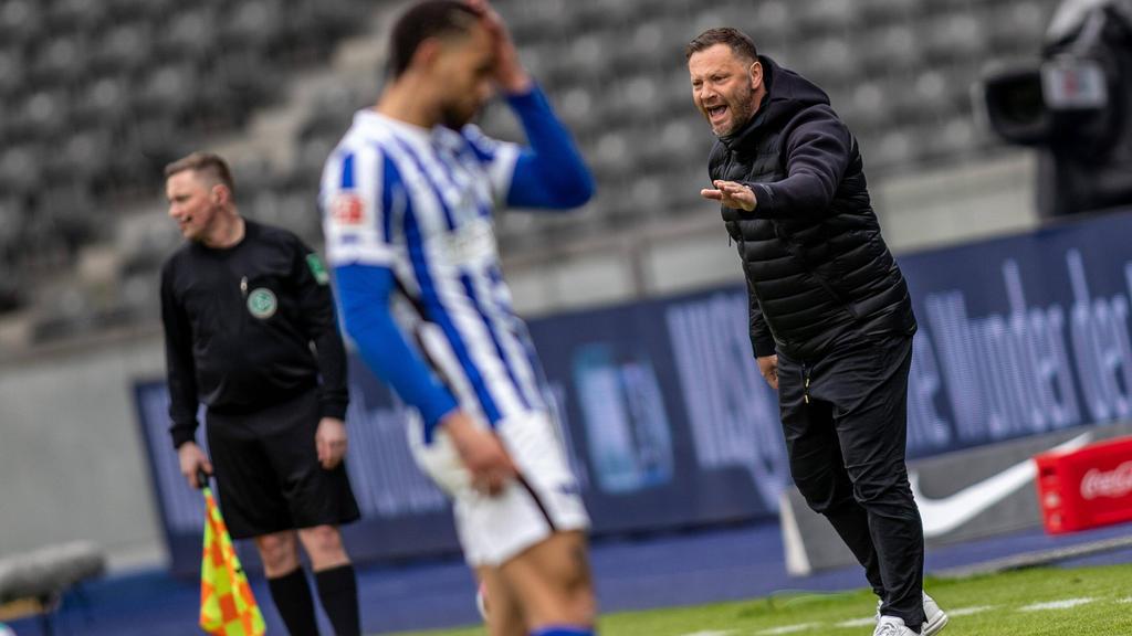 Hertha BSC musste sich mit einem Remis zufrieden geben